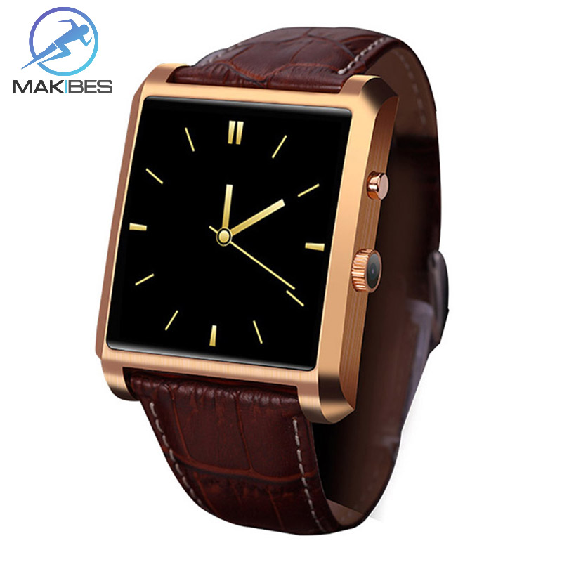 Makibes DM08 Bluetooth Smart Watch Fashion Wrist ...