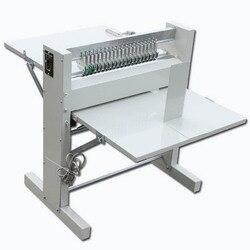 600MM hohe effizienz rillen maschine selbst-adhesive gepunktete linie schneiden maschine label schneiden maschine elektrische schneide maschine
