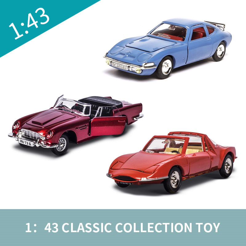 купить Diecasts Cars Dinky Toys 1403 Vehicles 1:43 Alloy Plastic Modle Toys Car Gifts Hot For Children Fast & Furious Collection Wheels по цене 1211.04 рублей