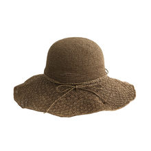 2018 Fashion Design Summer Plus Size Sun Hat for Women Solid Color Spring Casual Vintage Ladies Girl Large Beach Straw Hat