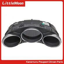 LittleMoon Automotive elektronische instrument montage Display High leistung display instrument für Citroen C4 C4L B7