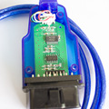 5pcs OBD2 Diagnostic Tool VAG 409.1 KKL Cable FTDI FT232RL Chip For VW SKODA AUDI SEAT Diagnostic USB Interface Autoscanner