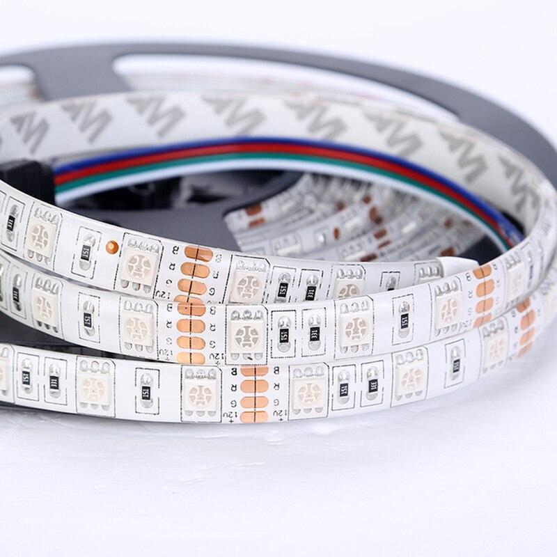Tiras de Led 44key mini ir remote controlador Modelo Número : Ld5050 Led Strip
