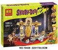 10428 Unidades Scooby-doo Momia Museo tapicería de Bloques de Construcción de Maquetas de Scooby Doo Maravilló mini Juguetes Compatibles con ladrillos