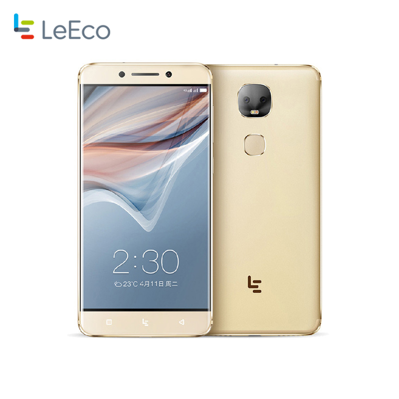 Letv Pro3 LeEco Le Pro 3 Dual AI X651 Deca Core Mobile Phone 13.0MP Dual Back Camera cell smartphone MTK6797D 4GB RAM+32GB ROM