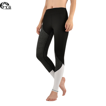 SOUTEAM Mesh Sport Leggings Women Fitness Gym Yoga Pants Leggins Sportswear Strappy Jogging Pants Running Tights Sports Clothing