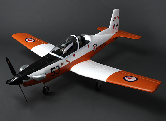 Aliexpress Com Buy Pilatus Pc 9 Warbird Trainer Electric