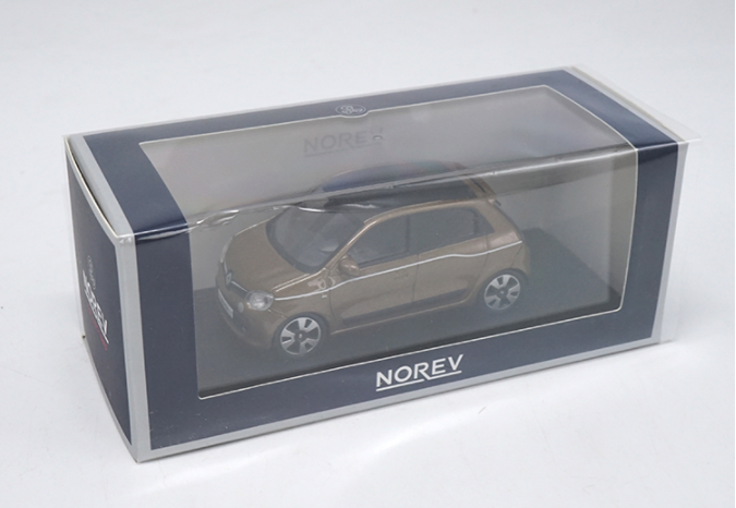 43 Modèle Origine Voiture Orev Enfants Emballage D Renault Pour Boutique N 1 Alliage Twingo Jouets MSUVzp