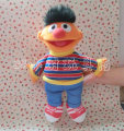 Sesame Street Toys Elmo Friends - Ernie Doll Plush Toy High 32CM Boys Toys Ernie Stuffed Doll Brinquedos Soft Toys for Children