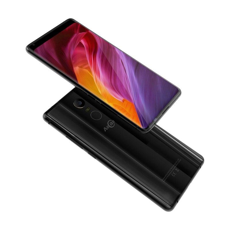 Allcall Mix 2 Smartphone desbloqueo de cara de carga inalámbrica de 5,99 pulgadas 18:9 pantalla 6GB RAM 64GB teléfono móvil 3500mAh Android 7,1 16MP - 3