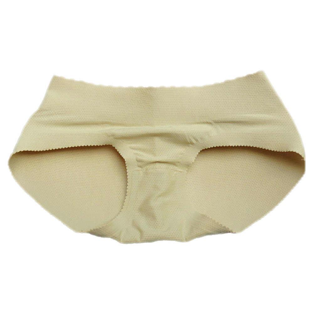 b2c962c02c8 ... Body shapers 2019 fake butt pads underwear women seamless panties hip  and butt enhancer Shaper push