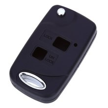 E43 Car Remote Key Holder Case Shell 2-button Protecting Cover for Toyota  Protect Remote Key From Scratches Damage with Shock