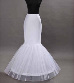 Hot Sale Cheap 2018Mermaid Wedding Petticoat Bridal Accessories Underskirt Crinoline Petticoats for Wedding Dresses Jupon - DISCOUNT ITEM  0% OFF All Category