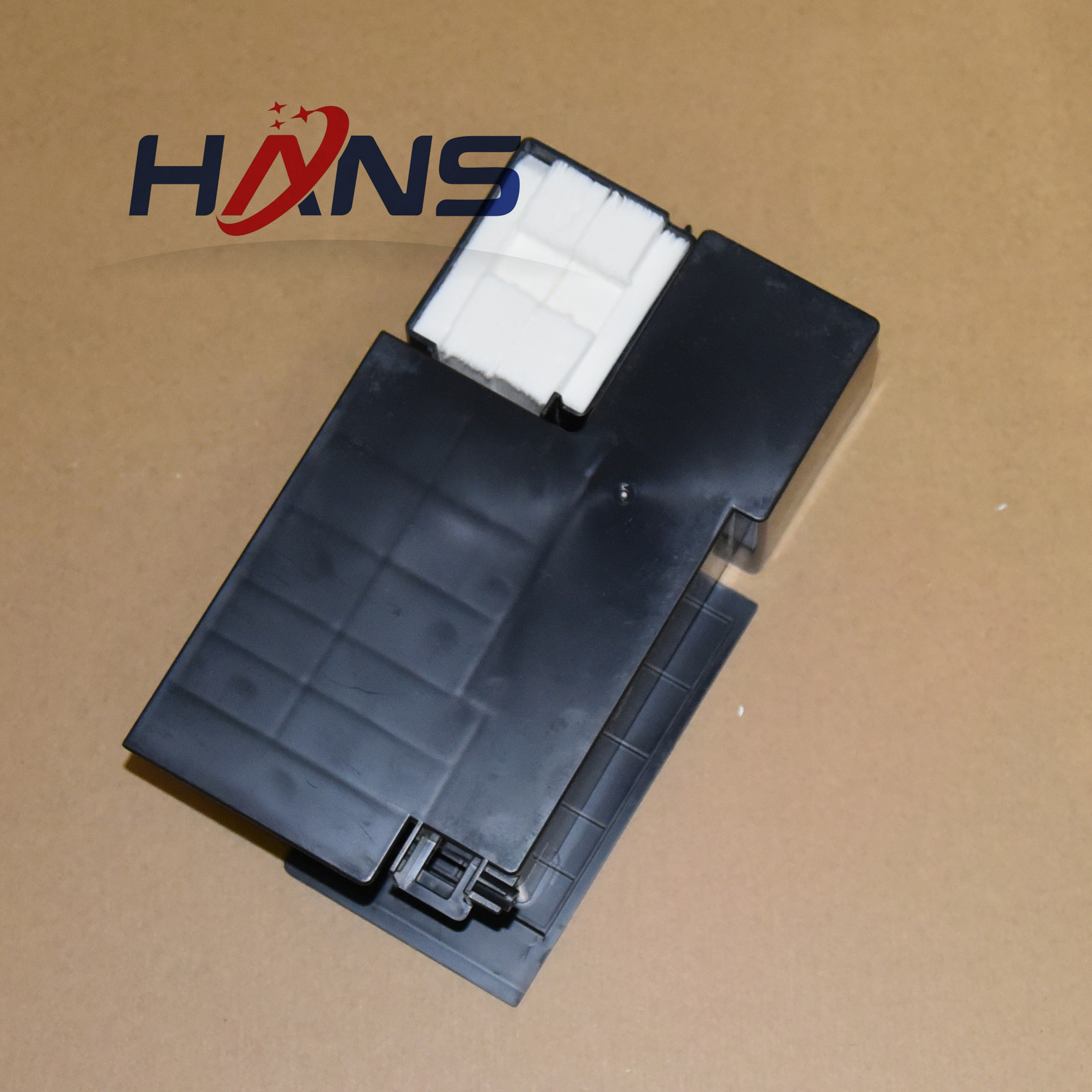 Image 4 - 16PCS Original L301 Waste Ink Tank Pad Sponge for Epson L300 L303 L350 L351 L353 L358 L355 L111 L110 L210 L211 ME101 ME303 ME401-in Printer Parts from Computer & Office