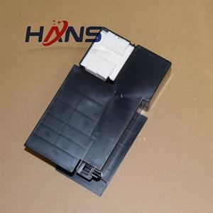 Image 4 - 16PCS Original L301 Waste Ink Tank Pad Sponge for Epson L300 L303 L350 L351 L353 L358 L355 L111 L110 L210 L211 ME101 ME303 ME401