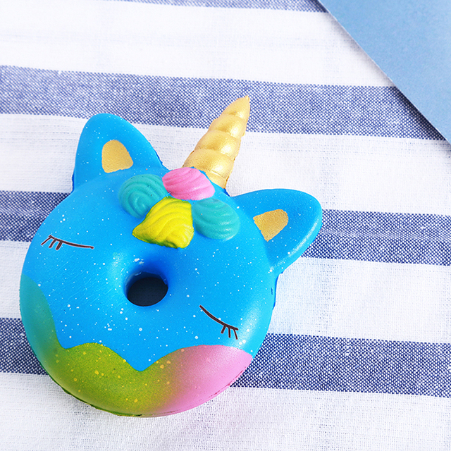 Big Donut Unicorn Antistress Toys