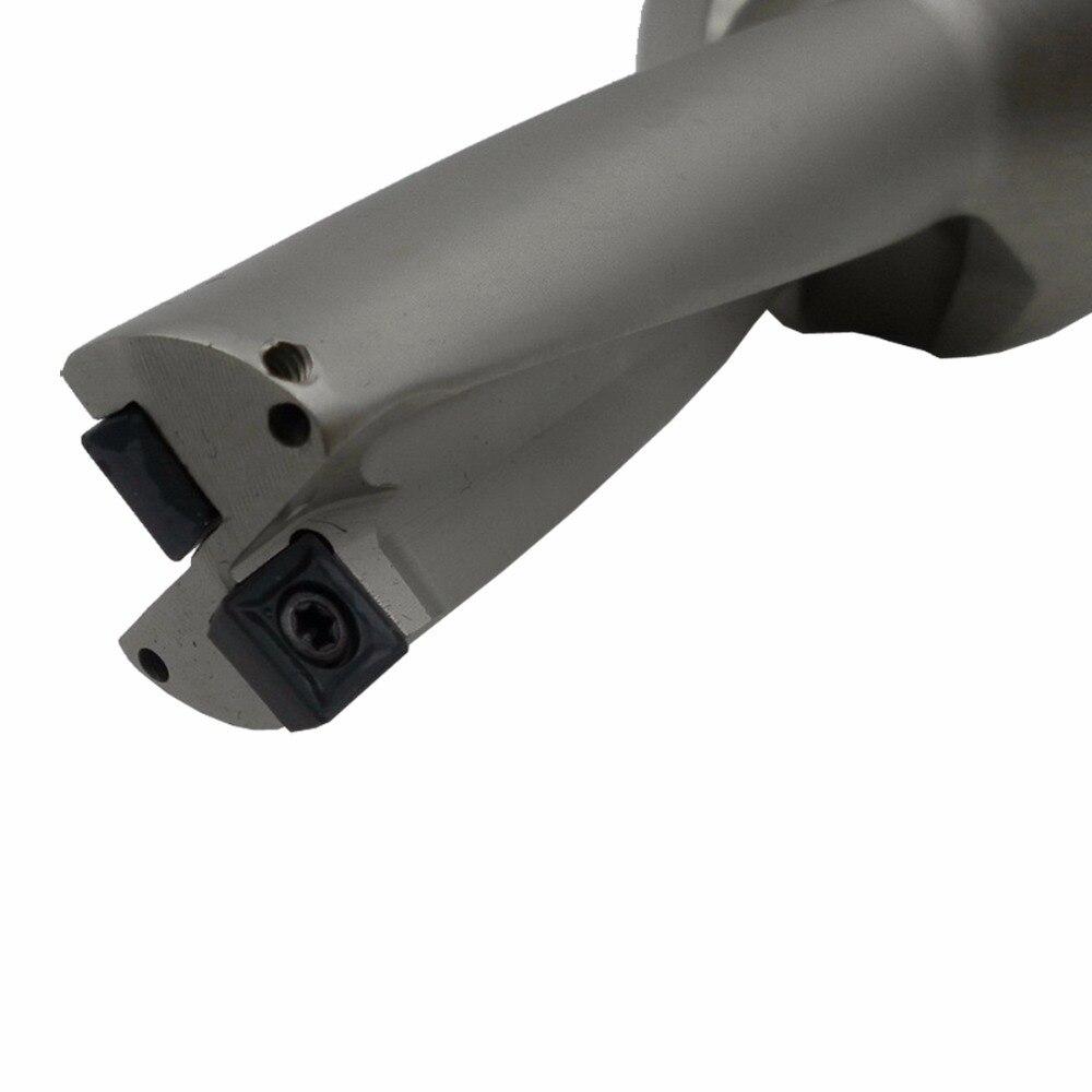 MZG D3 SP вставки карбида 16 мм 17 мм 18 мм U биты отверстий обрабатывающий центр отказаться от металлических бурения инструменты и быстро сверла