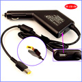 20V 2.25A 45W Laptop Car DC Adapter Charger + USB(5V 2A) for Lenovo/ Thinkpad X240 T431s X230s 36200245 36200246