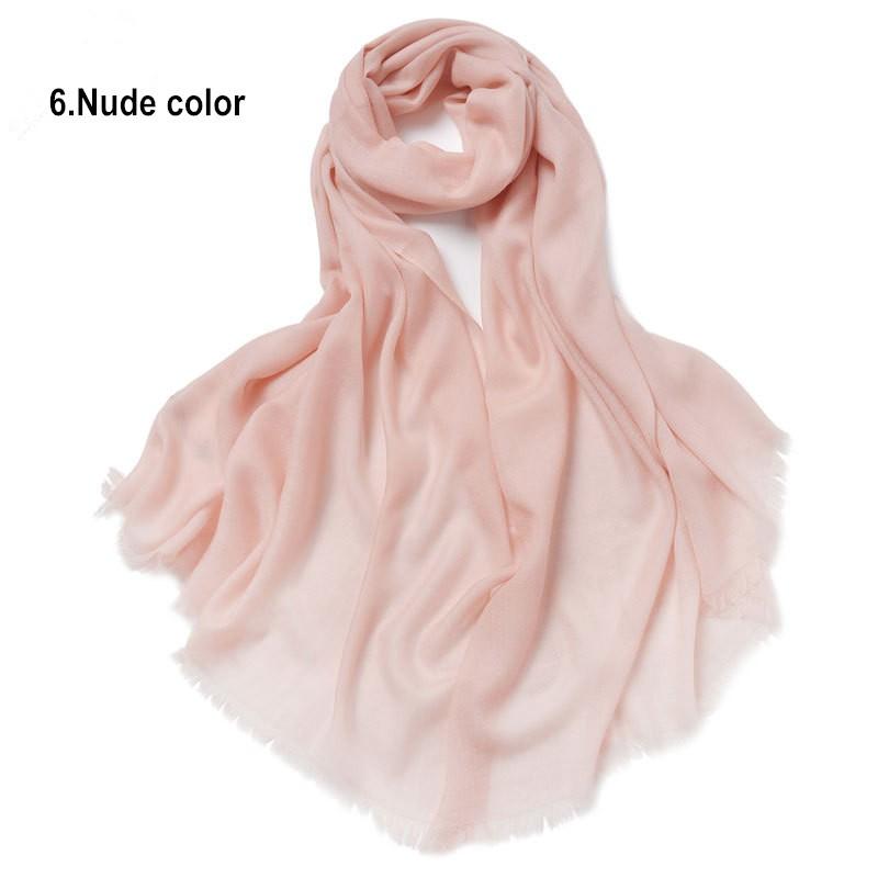 6. Nude color