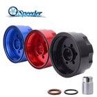 ESPEEDER Fuel Filter Adapter For 01-16 Chevy DURAMAX Spacer