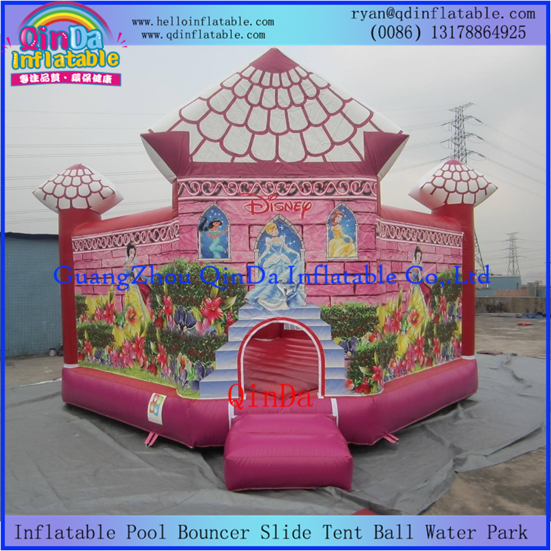 Used Inflatable Castle For Sale