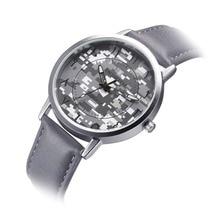 Мужские и женские военные часы новый стиль, модные рождественские подарки любви часы пару часов кожаный ремешок Кварцевые Reloj Hombre