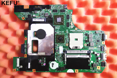 Laptop motherboard Suitable for lenovo ideapad Z575 15.6'' Notebook PC Board video chips onboard 574680 001 1gb system board fit hp pavilion dv7 3089nr dv7 3000 series notebook pc motherboard 100% working