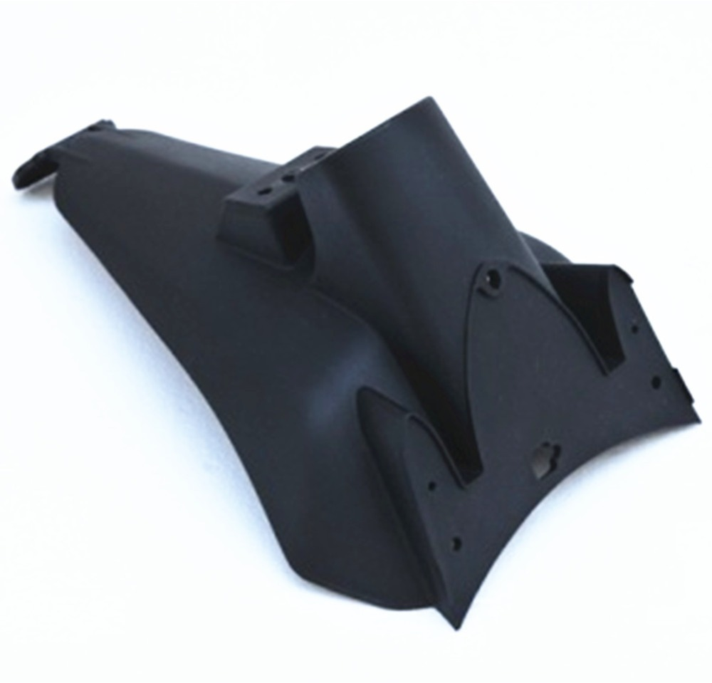 Rear Fender Mudguard Mudflap Cover License Registration Plate Holder Taillight Bracket for Kawasaki ZX14R 06-11 ZX 14R 2006-2011