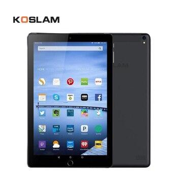 KOSLAM 10 Inch Android Tablets PC Pad MT6580 Quad Core 1G RAM 16GB ROM 1280*800 IPS Screen Dual SIM Card 3G Phone Call Phablet 2020 hot pg11 pad 10 1 inch tablet pc android 10 0 6gb 128gb 10 core tablets mtk6797 4g lte dual sim card phone call tablets pc