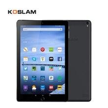 Koslam 10 дюймов Планшеты Android ПК Pad mt6580 4 ядра 1 г Оперативная память 16 ГБ Встроенная память 1280*800 IPS Экран двойной sim-карты 3G Телефонный звонок Phablet