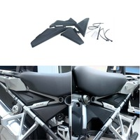For BMW R1200 GSA LC R 1200 GS 2013 2014 2015 2016 R 1200GS Motorcycle Upper Frame Cover Infill Side Panel Set Guard Protector