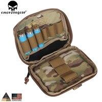 Barato EMERSONGEAR Edc, bolsa táctica de administración Molle, bolsa de supervivencia multiusos, bolsa de combate militar EM8506