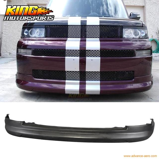 Fit 2004 05 06 Scion Xb Wagon K Style Front Bumper Lip Spoiler