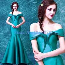 Elegante Sexy Meerjungfrau Abendkleider Lang Graceful V-ausschnitt Pinsel zug Abendkleid robe de soiree vestido de festa Prom kleid