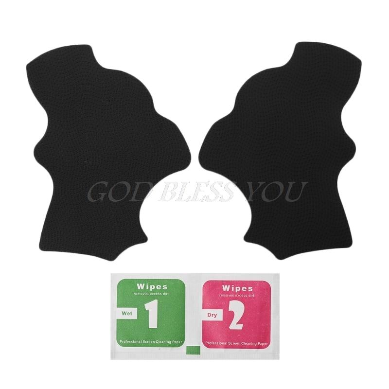 Anti-Slip Smarter Squid Hand Grip Sticker For PS4 Controller Joystick L+R Set