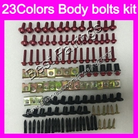 Fairing Bolts Full Screw Kit For YAMAHA R6 06 YZFR6 06 07 YZF R6 06 07