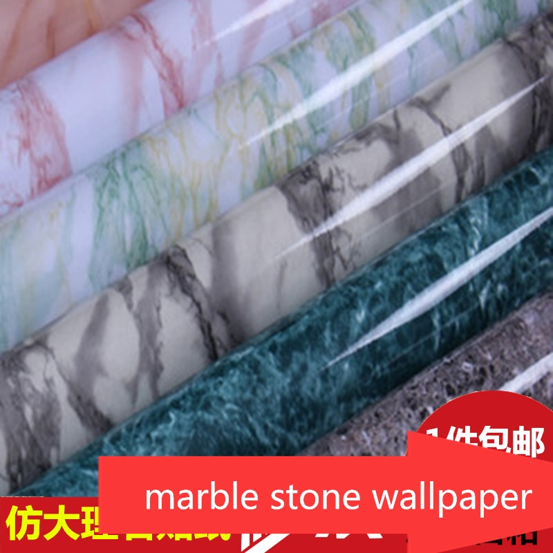 Marble Pattern Wallpapers Self-adhesive Wall paper Thicker Waterproof Furniture Cabinet Wardrobe Stove Countertop Paste Boeing kitcox01761eahonhpct36q value kit hon hospitality cabinet modular countertop honhpct36q and clorox disinfecting wipes cox01761ea