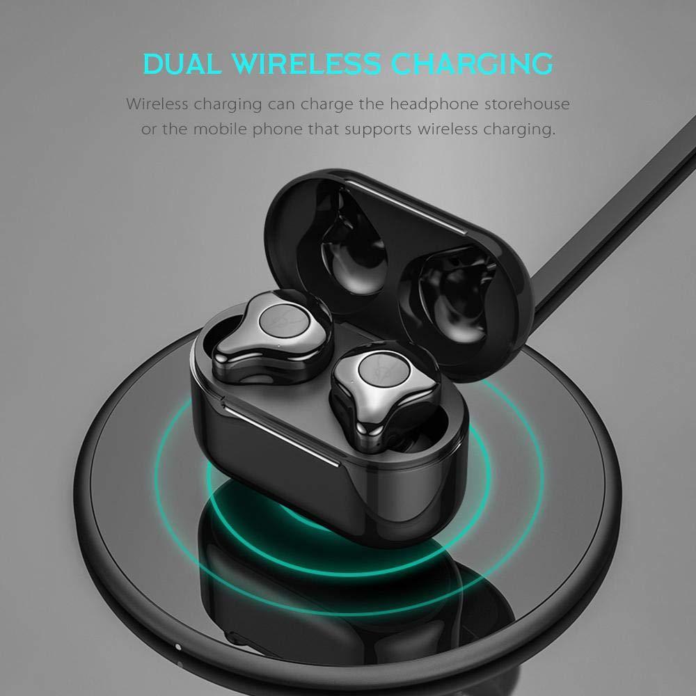 Mise à niveau TWS 5.0 Bluetooth écouteurs sans fil écouteurs Sport course Hifi casque mains libres 3D stéréo son écouteurs pour téléphone - 2