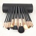 50 sets al por mayor SGM Comestic Pinceles de Maquillaje Kits de Sombra de Ojos Profesional Fundación Blending Blush Kits envío libre de DHL