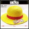 Топ Аниме One Piece Moneky D Луффи Логотип Соломенная Шляпа Шапочка Cap Костюмированный Бал Косплей Подарок Горячей Продажи