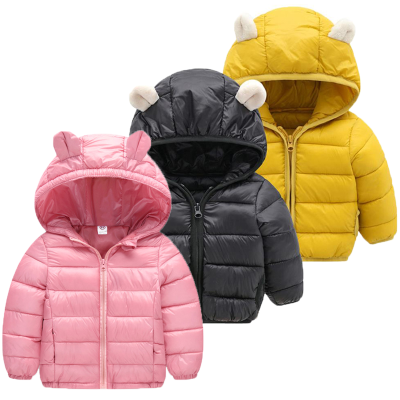 KEAIYOUHUO 2019 Autumn Winter For Baby Girls Boys Kids Warm