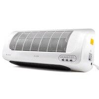 2100 w нагреватель, монтируемый на стену вентилятор бытовой Водонепроницаемый Ванная комната удаленного Управление нагрева охлаждающий вент