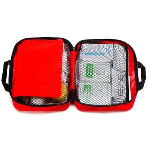 Image 2 - 300 pcs 긴급 생존 키트 의료 용품 상처 가방 치료 팩 홈 오피스 캠핑에 대 한 응급 처치 키트 세트