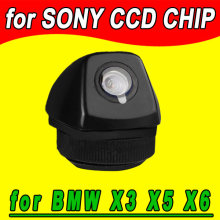 CCD Rear view back reverse camera for BMW X6 E71 E72 BMW X5 E53 E70  BMW X3 E83 waterproof  NTSC PAL ( Optional)