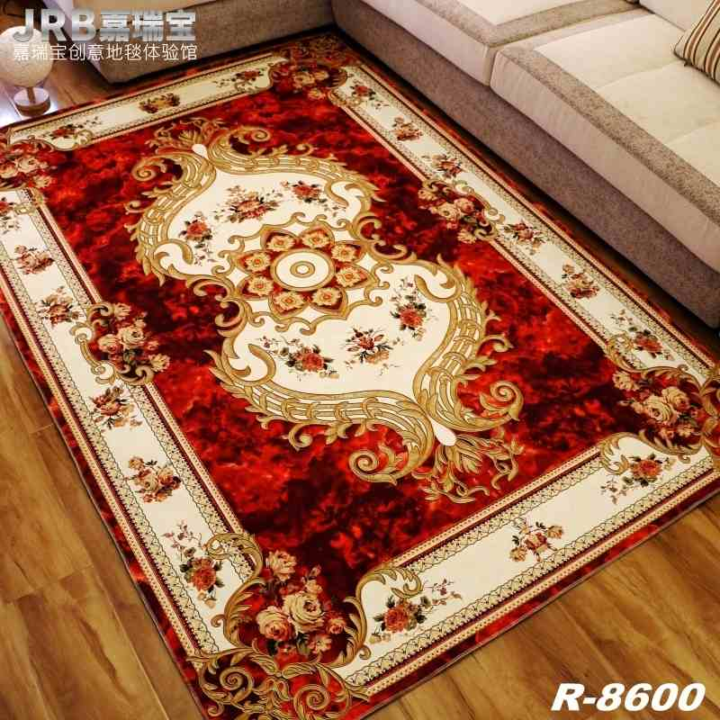 WINLIFE 2017 New European Modern Household Customize Carpets Sitting Room Bedroom Tea Table Rugs Luxury Rectangular Mats