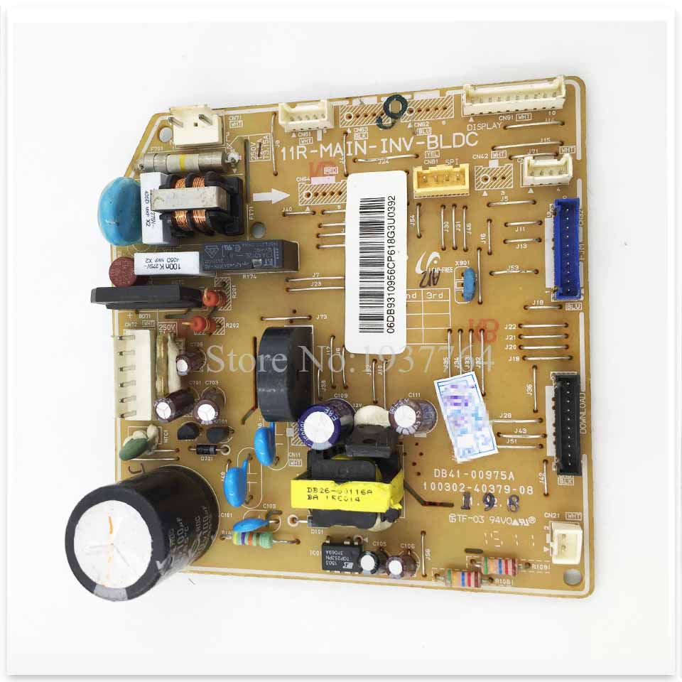for Air conditioning computer board circuit board DB93 10956A/B/C/D DB41 00975A good working-in Air Conditioner Parts from Home Appliances    1