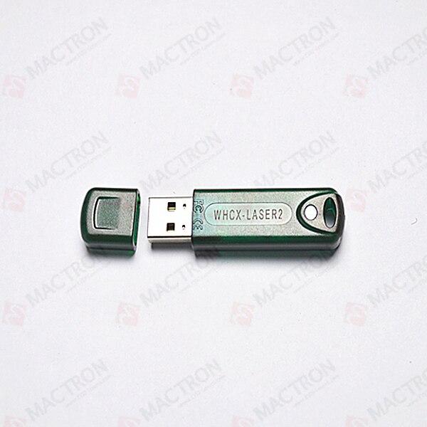 Verde USB Dongle per il Controllore Del Laser Co2 MPC6515/MPC6525Verde USB Dongle per il Controllore Del Laser Co2 MPC6515/MPC6525