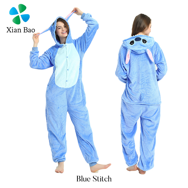 Onesie Sleepwear Unicorn Kigurumi Pajamas Animal Cosplay Unisex Fashion Costume