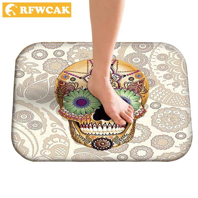 RFWCAK Horror Grimace konyhai szőnyeg ülő szőnyeg Háztartási - Lakástextil