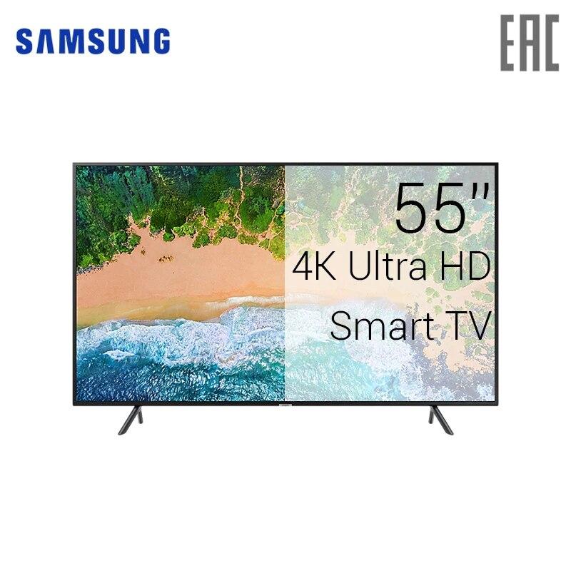 "Телевизор 55"" Samsung UE55NU7100UXRU 4K SmartTV"
